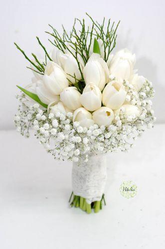 5 Idei De Buchete De Mireasa Si Aranjamente Florale Inedite