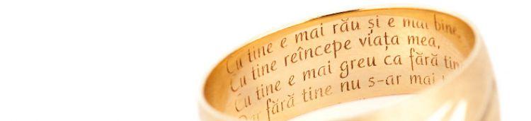 citate despre verighete Tot ce trebuie sa stii despre gravarea verighetelor de nunta citate despre verighete